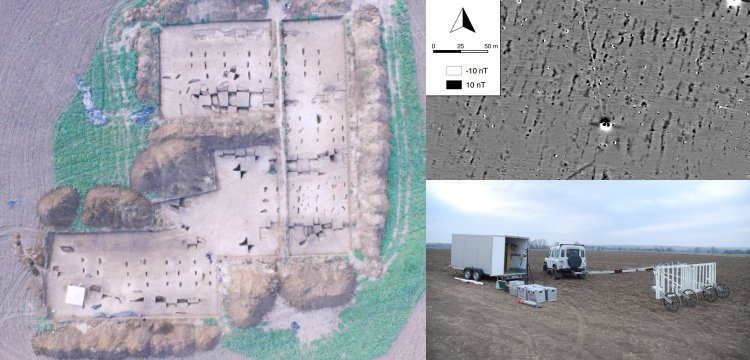 Mystery of early Neolithic house orientations solved