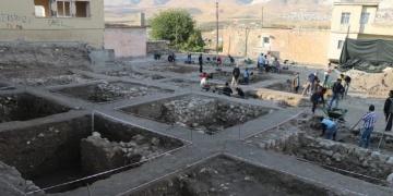 Hasankeyfin arkeoloji kazı alanları da sulara gömülmeyi bekliyor
