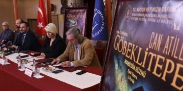 Göbeklitepe Operası dünya prömiyeri 19 Şubatta Congresiumda