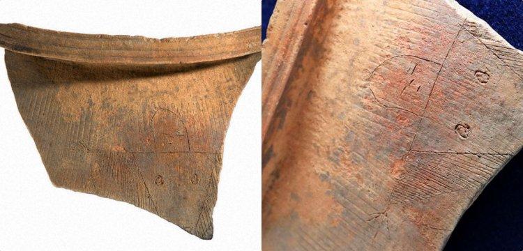 Japonya'da kadın şaman figürlü 2100 yıllık çömlek parçası bulundu