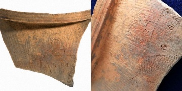 Japonyada kadın şaman figürlü 2100 yıllık çömlek parçası bulundu