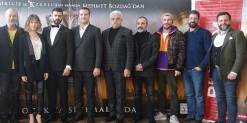 Türkler Geliyor: Adaletin Kılıcı filminin tanıtım toplantısı yapıldı