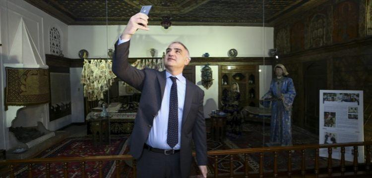 Bakan Ersoy herkesi müzelerde selfie çekmeye çağırdı