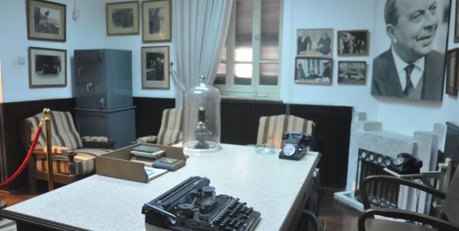 Dr. Fazıl Küçük Müzesinden manzaralar