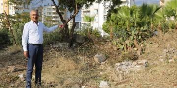 Aratosun mezarının bulunduğu arsa belediyeye bağışlandı