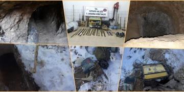 Altın dolu lahit masalına kanıp, kar-kış demeden 10 metrelik tünel kazdılar