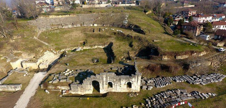 Prusias ad Hypium 2020 arkeoloji kazıları başladı