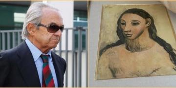Milyarder İspanyol iş adamı Picasso tablosu kaçırmaktan suçlu bulundu