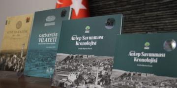 Şehitkamil Belediyesi, Ayntab Kitaplarını tanıttı