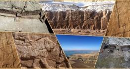 Kuzey Irakta kayalara oyulmuş Asur Kabartmaları gün yüzüne çıktı