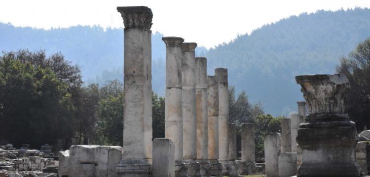 Muğla'nın en popüler mekanları Sedir Adası ve  Marmaris Kalesi oldu