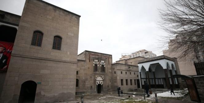 Kayseri Etnografya Müzesi: Güpgüpoğlu Konağı