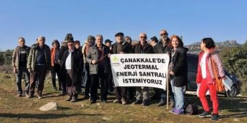 Assos Antik Kenti yanına planlanan jeotermal santraline dava açıldı