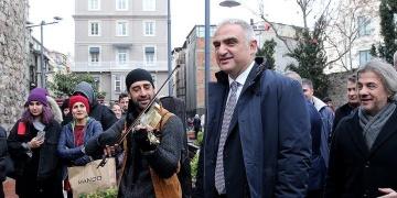 Beyoğlu Kültür Yolu Planı açıkladı