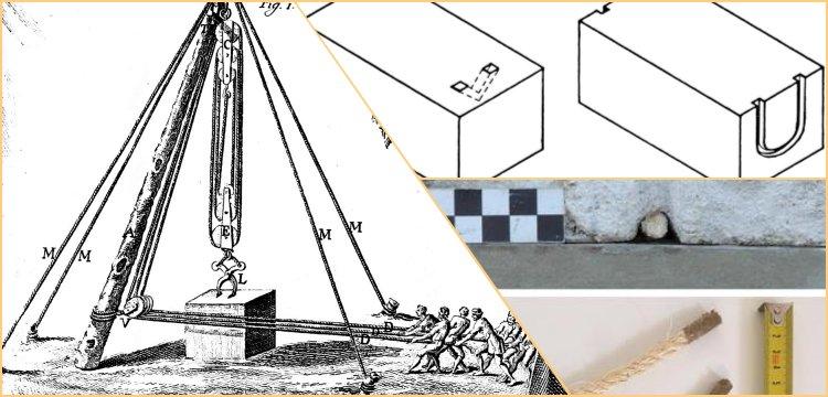 Antik Yunan'da vinç tahmin edilenden daha önce kullanılmış