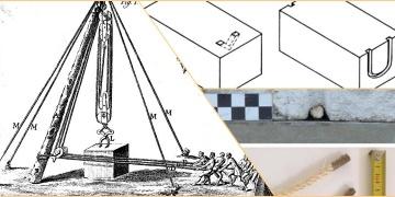 Antik Yunanda vinç tahmin edilenden daha önce kullanılmış