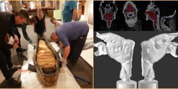 Üç bin yıl önce mumyalanmış Mısırlı Rahibin sesi diriltildi