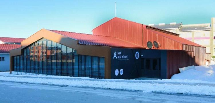 Erzurum'a Buz Müzesi Kuruluyor