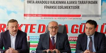 Kayseri Basın Müzesi gün sayıyor