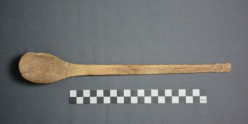 Bone spoons who 3.800-year-old found in Mongolia
