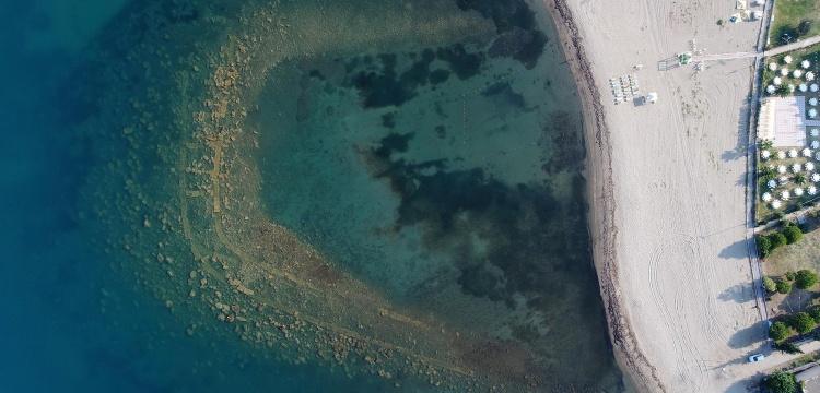 Adramytteion Antik Limanı bin sene aralıksız hizmet vermiş