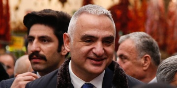 Bakan Ersoy, Türk Mutfağı Yılı nedeniyle Hatayı ziyaret etti