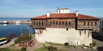 Fatsadaki tarihi Hazinedaroğlu Konağı kent müzesine dönüşecek