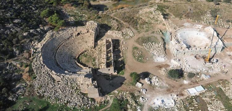 Patara Yılı Antalya'da sevinçle karşılandı