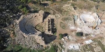 Patara Yılı Antalyada sevinçle karşılandı