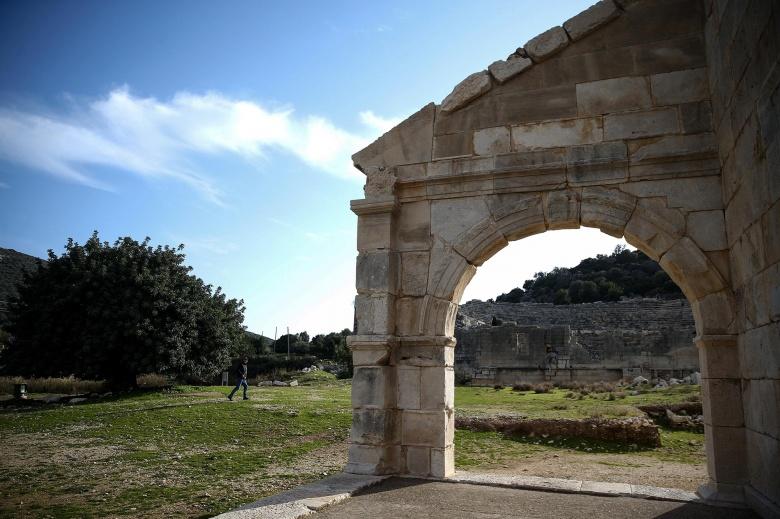 Patara: Anadolu'nun özel kentlerinden birisi