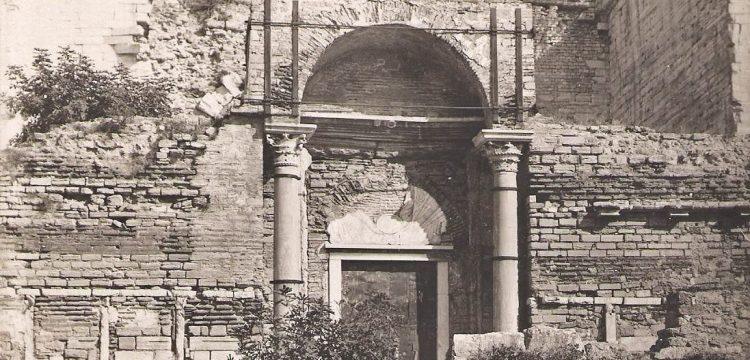 Arkeolog Nezih Başgelen İstanbul'un Altın Kapılarını anlatacak