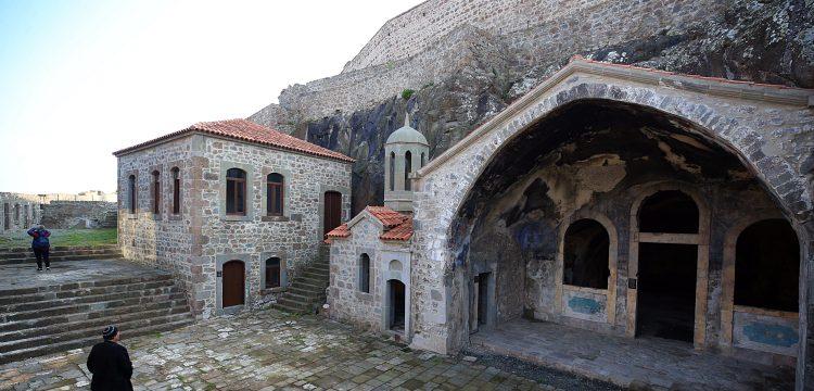 Trabzon'daki Kızlar Manastırı sanat galerisi ve yaşayan müze olacak