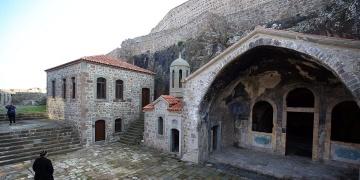 Trabzondaki Kızlar Manastırı sanat galerisi ve yaşayan müze olacak