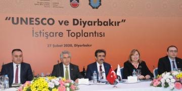 Diyarbakırın UNESCO projelerine dair bilgilendirme yapıldı