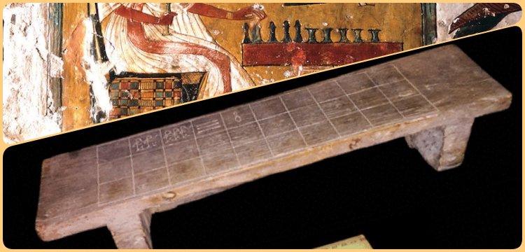 Antik Mısır Oyunu Senet'in en az 3500 yıldır oynandığı ortaya çıktı