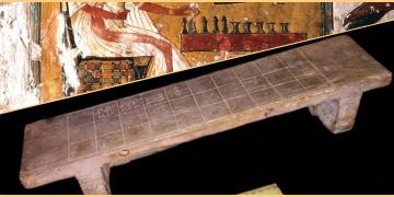Antik Mısır Oyunu Senetin en az 3500 yıldır oynandığı ortaya çıktı