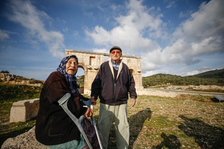 Bekçi Cemil ile Sultan'ın Patara Antik Kenti'nde yaşayan aşkı