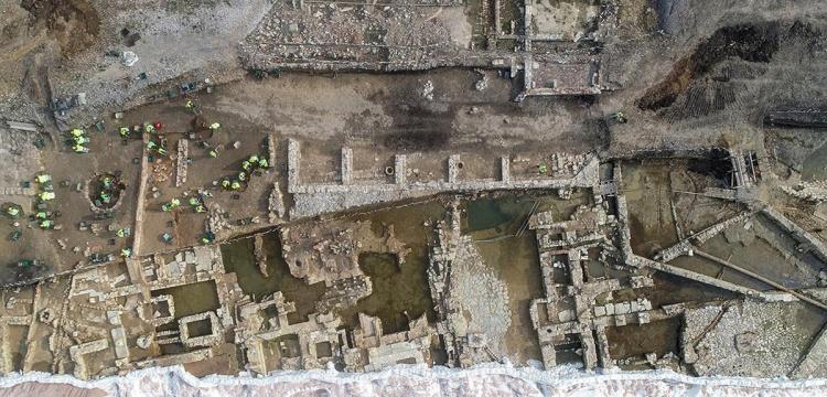 Haydarpaşa Khalkedon antik kenti kazılarında önemli ipuçları bulundu