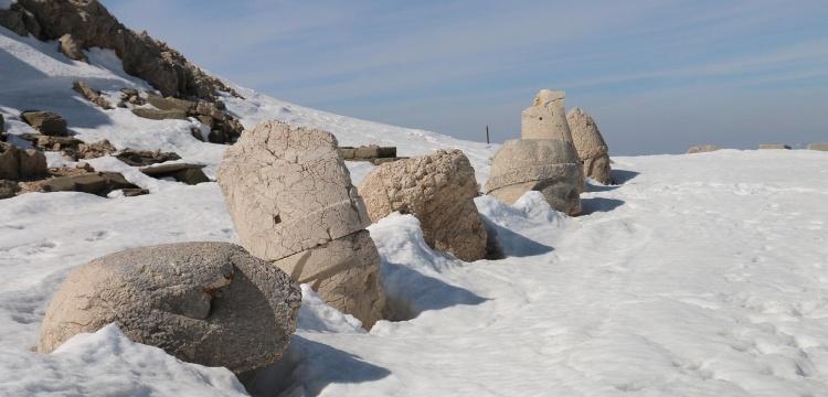 Nemrut Dağında Turizm Sezonu Başladı