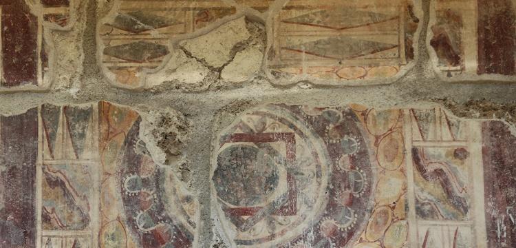Laodikya Antik Kenti Freskli Bloklar Ziyarete Hazır