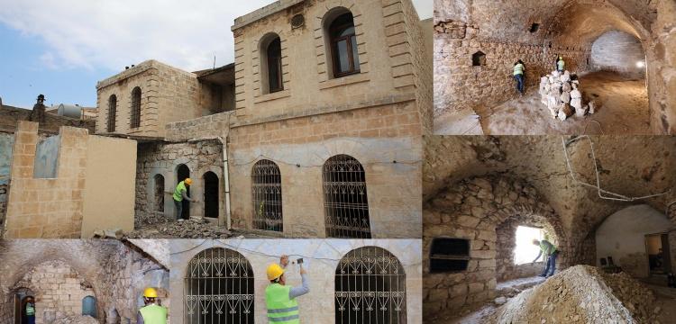 Aziz Sancar'ın doğduğu evin müzeye dönüştürülmesi çalışmaları sürüyor