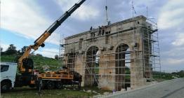 Pataranın Kent Kapısı Restore Ediliyor