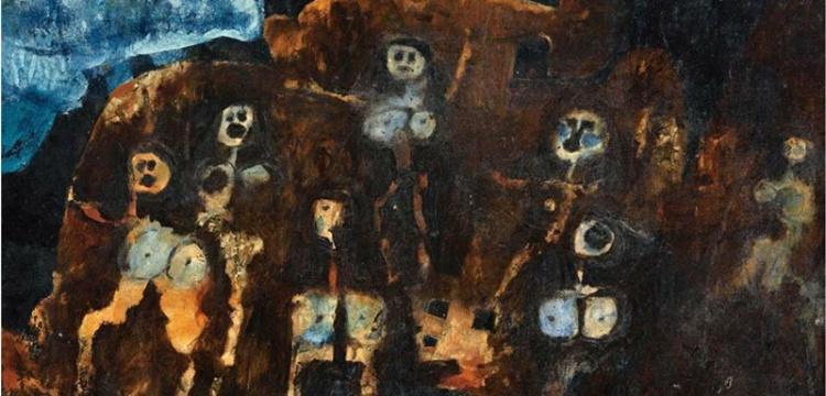 Erol Akyavaş'ın Göreme adlı eseri 467 bin liraya satıldı