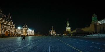 Moskovada Dünya Saati etkinliği düzenlendi