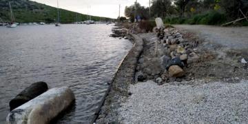 Myndos Antik Limanı İçinde Kaçak İnşaat