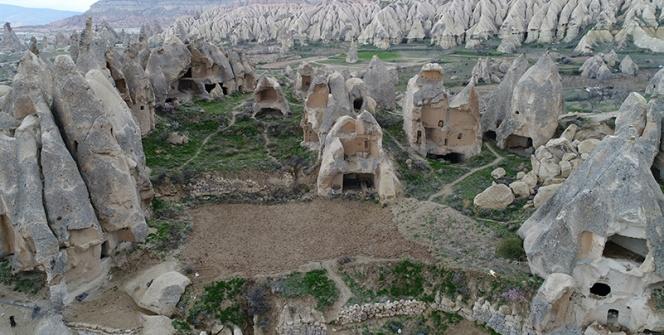 Kapadokyada Coronovirüs Sessizliği