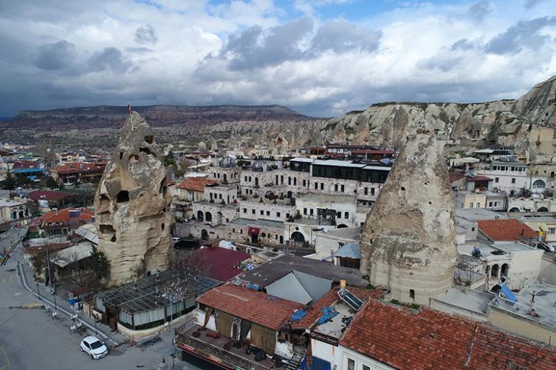 Kapadokya'da Coronovirüs Sessizliği