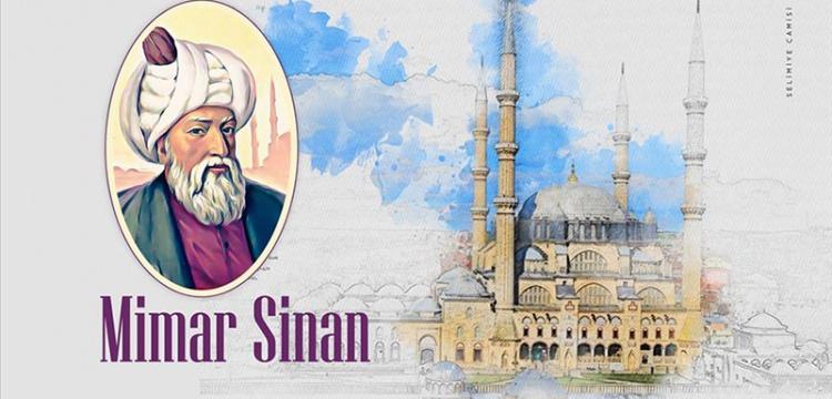 Mimar Sinan'ın Ölümünün 431. Yıldönümü