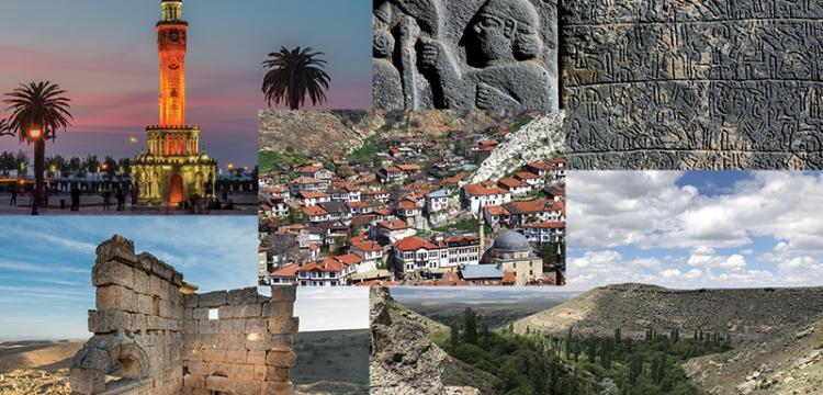 UNESCO Dünya Mirası Geçici Listesi'ne 5 kültür varlığı daha girdi