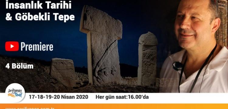 Ünlü Turizmci Şerif Yenen'den ücretsiz Göbeklitepe semineri